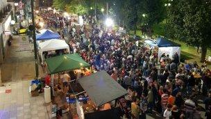 Exitoso Oktober en la plaza Ramírez