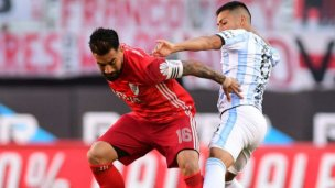 Tercer empate consecutivo para River en la Superliga