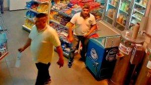 ¿Dónde están Miño y Quintana? No usaron los celulares ni las tarjetas