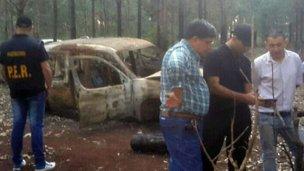 Tras peritaje, Bomberos de Corrientes brindaron nuevos datos