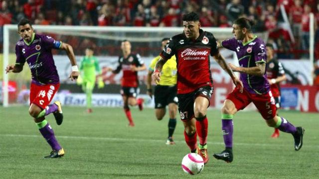 Bou no pudo anotar ante Veracruz.