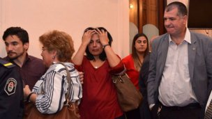 Los padres de Micaela se mostraron desconformes con la sentencia