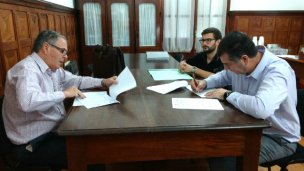 Convenio entre Termas Villa Elisa y la UTN