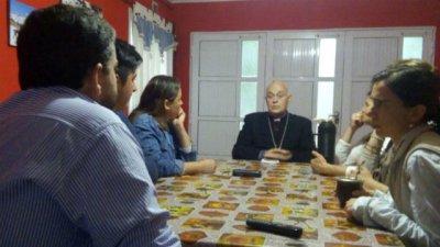 La foto del día en que la Iglesia pidió perdón a las víctimas de abuso
