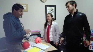 Evaluaron el desarrollo de la orientación en educación física