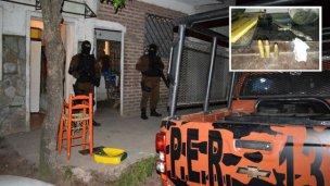 Entre Ríos dio otro golpe al narcotráfico