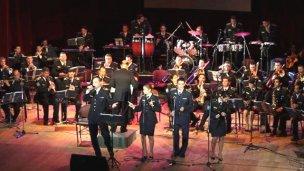 Cuna de la Bandera premia la trayectoria de la banda