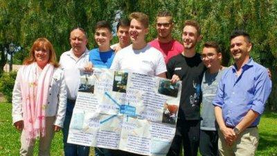 Entrerrianos quedaron seleccionados entre los alumnos más solidarios del país