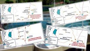 El saneamiento del río Uruguay, entre las prioridades nacionales