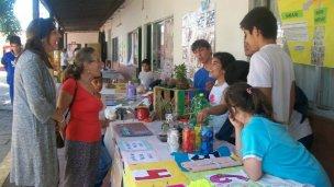 Surco de Esperanza presentó su  muestra