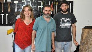 Egresados del Taller de Platero Orfebre, seleccionados por el Fondo Nacional de las Artes