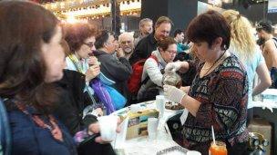 La Histórica presente en la Feria Internacional de Tursimo