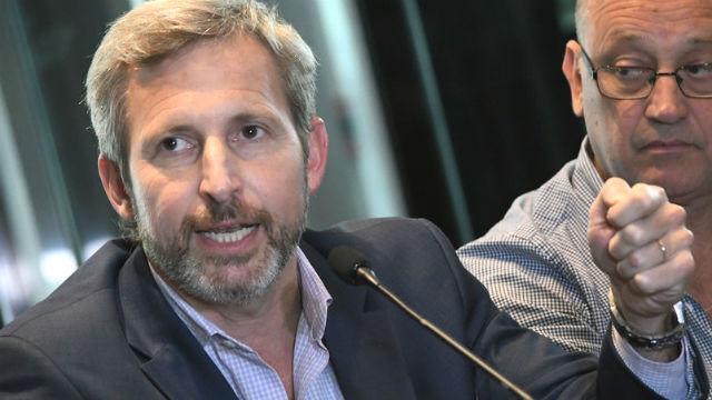 Frigerio adelantó qué dirá Macri el lunes.
