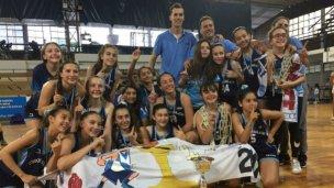 U13: Parque Sur subcampeón argentino