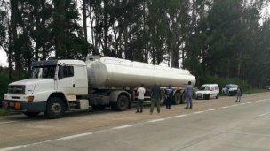 Secuestraron un arma de fuego durante un operativo en la autovía