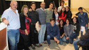 Escuelas sanjosesinas participaron de un concurso de cortos