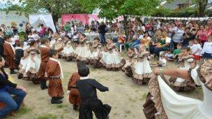 El Jardín Municipal Sirirí festejó su 30° aniversario inaugurando un SUM
