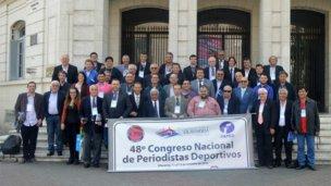 Se realiza el 49º Congreso Argentino de Periodistas Deportivos