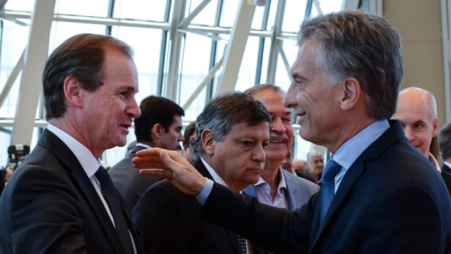 Macri homenajeó a las víctimas en New York