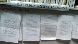 Eligieron las cartas románticas