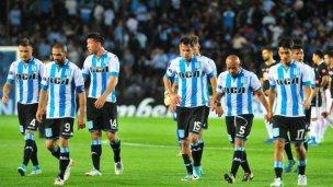 Copa Sudamericana: Racing se quedó sin semifinal