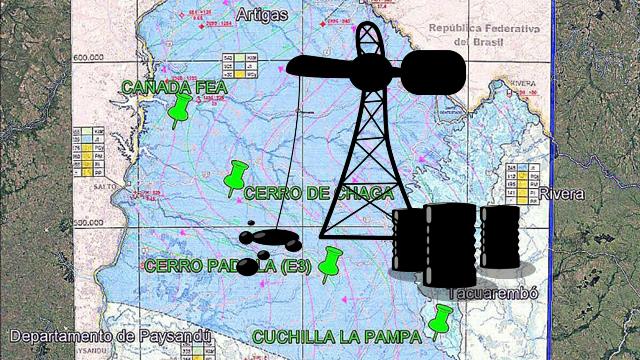 En Cerro de Chaga seguirá la búsqueda.