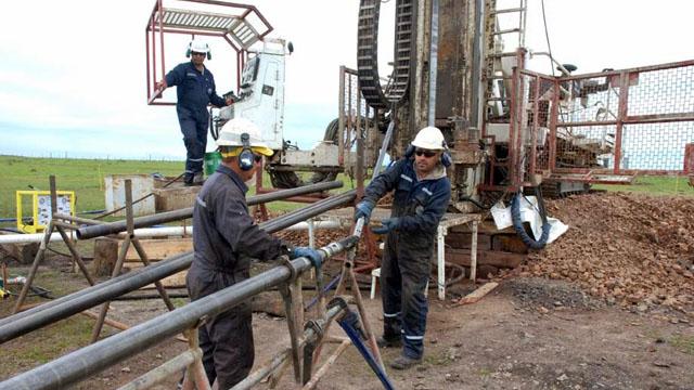 Es obvio que el petróleo producido en el test no es comercializable