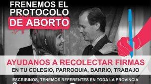 Diputados pidieron derogar el protocolo de aborto no punible