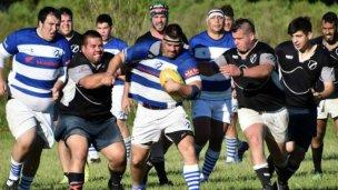 Colón Rugby festejó el Torneo Clausura