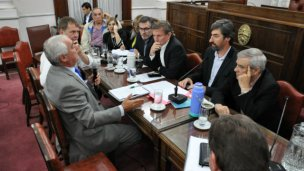 Legisladores y funcionarios debatieron sobre la ley de narcomenudeo