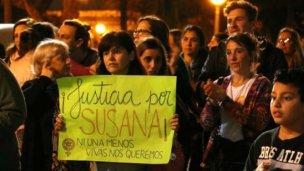 El presunto femicida de Villaruel, incriminado por su mamá