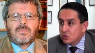 Juicio político: para Rossi sí y para Villafañe no