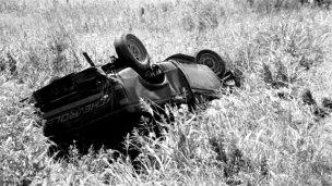 Otro muerto en ruta entrerriana