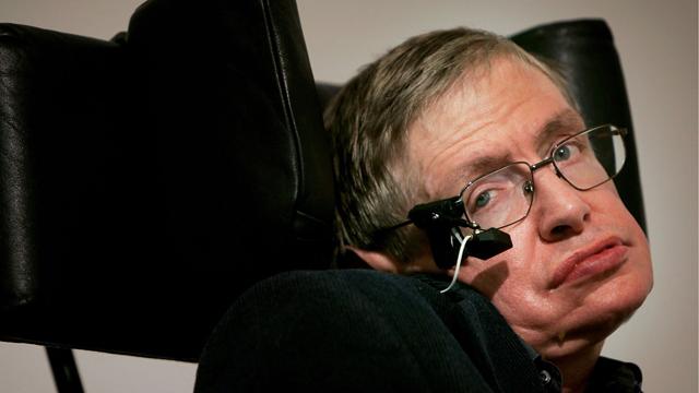 Stephen William Hawking.