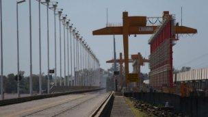 Nuevo corte de tránsito en el puente Salto Grande