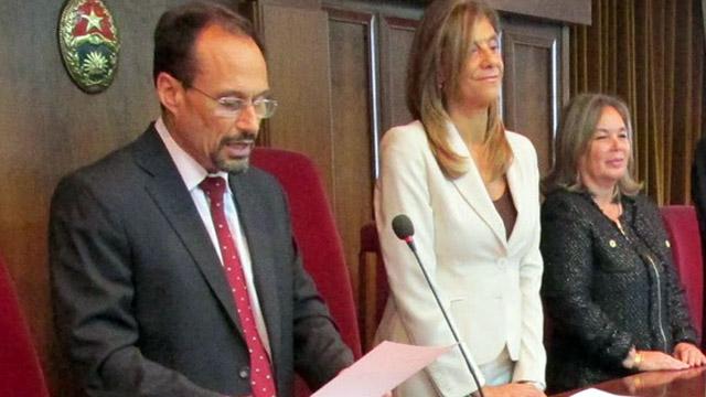 García, cuestionado ante el STJ