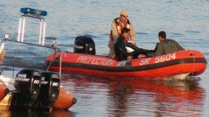 Turista desapareció en las aguas del sur entrerriano