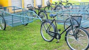 Bicicletas por carros, la opción para eliminar el TAS