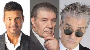Tinelli, Morales y  Pettinato, víctimas de la crisis en el Grupo Indalo