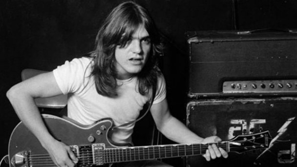 Murió Malcolm Young, cofundador de AC/DC