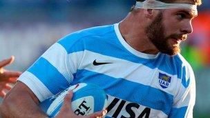 Kremer le dio un try decisivo a Los Pumas