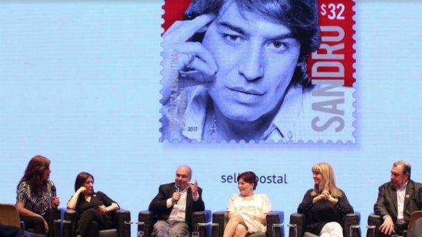 El Correo Argentino lanzó un sello postal en homenaje a Sandro