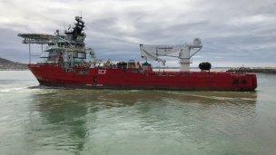 Audio alerta sobre probable hallazgo del submarino