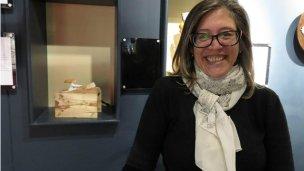 Laura Zelaya, premiada entre los artistas plásticos entrerrianos