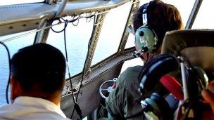 Detectaron un objeto en la zona de búsqueda del ARA San Juan