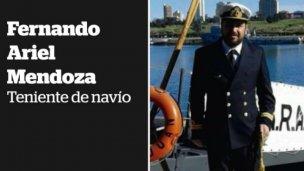 Marchas y rezos al cumplir 37 años el entrerriano del ARA San Juan