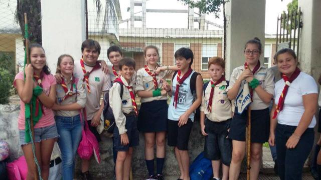 Un Grupo Scout Que Lleva 60 Años Educando Jóvenes De