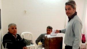 Barberan fue reelecto al frente del Sindicato Municipal de Concepción del Uruguay
