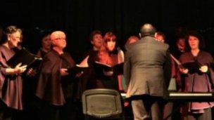 Con invitados de Santa Anita y Paysandú, culmina el ciclo de coros