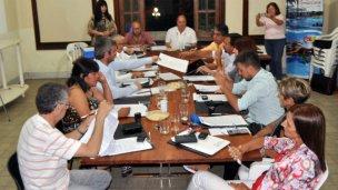 Por mayoría, el concejo aprobó el Presupuesto 2018